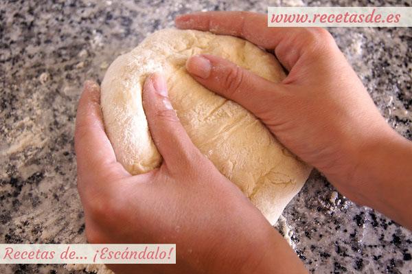 receta masa pizza italiana delgada