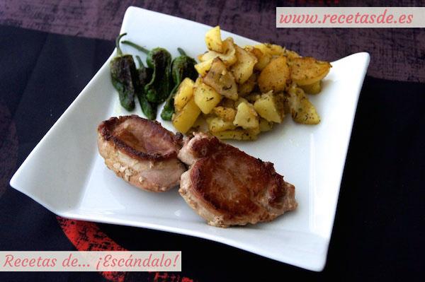 Solomillo de cerdo con salsa de mostaza y miel recetas - Solomillo de ternera al horno con mostaza ...