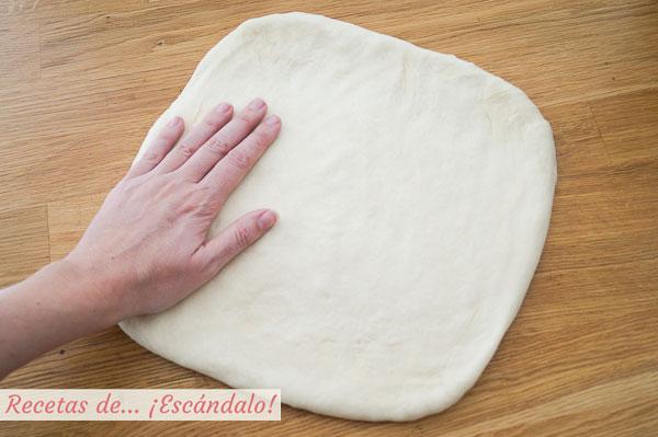 Como dar forma a pan de molde