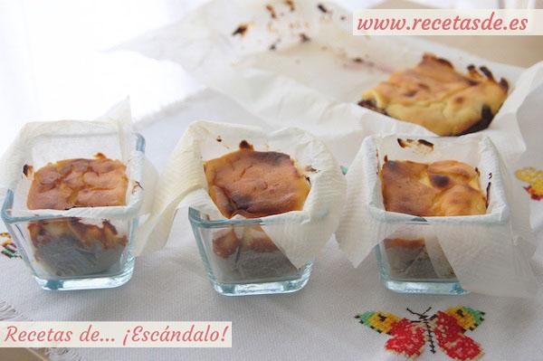 Cómo hacer brownie de chocolate y tarta de queso con nueces