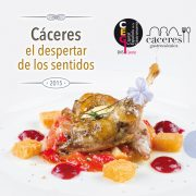 Cáceres es la Capital Española de la Gastronomía 2015
