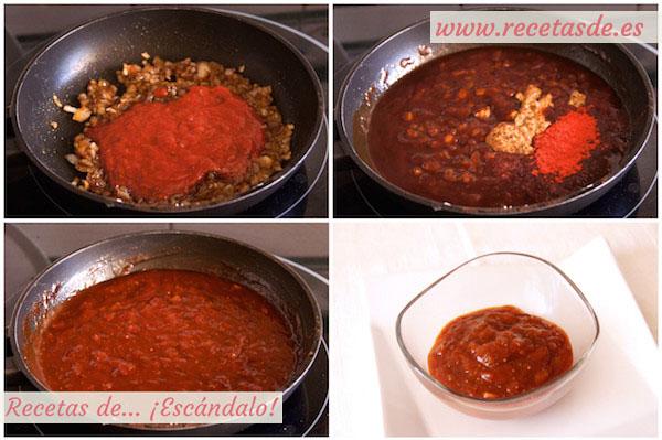 Cómo preparar salsa barbacoa casera, fácil y rápida