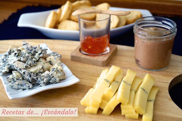 Tabla de quesos de Queso Adictos