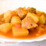 Marmitako de bonito, receta fácil y a fuego lento