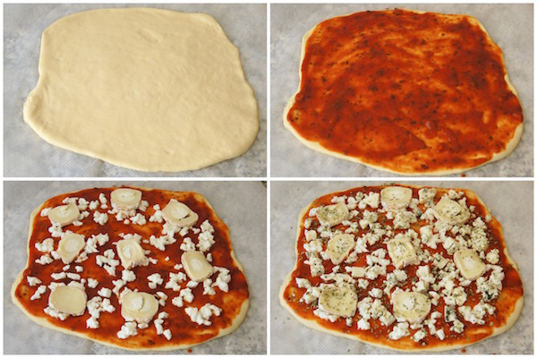 Como preparar una masa para pizza casera