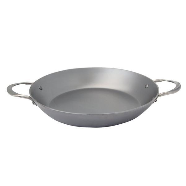 Recetas de esc ndalo recetas de cocina f ciles y sencillas - Paellera de hierro ...