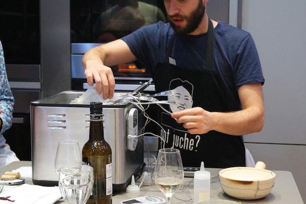 Ingenio aplicado a la cocina a baja temperatura