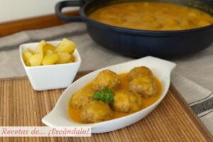 Albondigas de carne en salsa caseras, la mejor receta que vas a encontrar