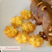 Patatas duquesa