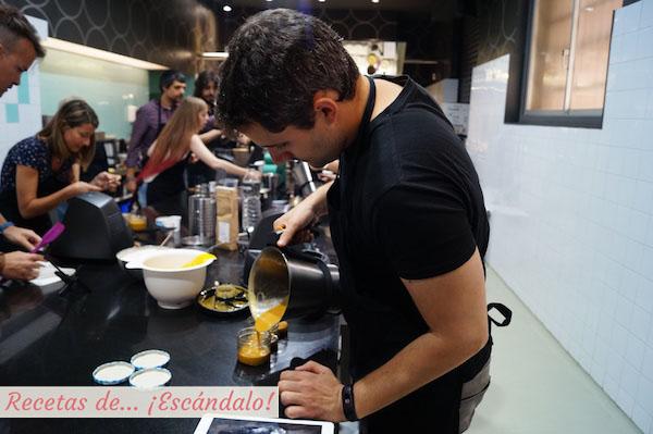 nuestra experiencia cocinando con el robot de cocina
