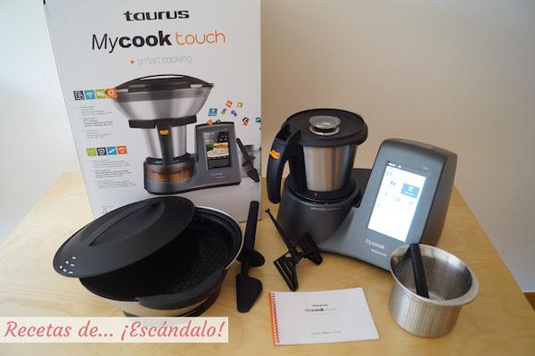 Robot cocina MyCook Touch