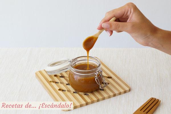 Como hacer caramelo salado casero o toffee