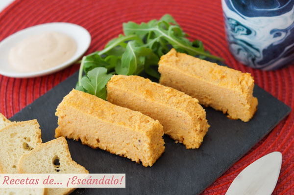 Receta asturiana de pastel de cabracho
