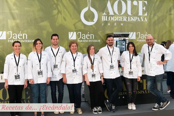 Blogueros AOVE Blogger 2017