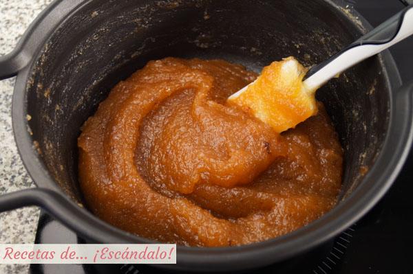 Receta de dulce de membrillo casero o carne de membrillo