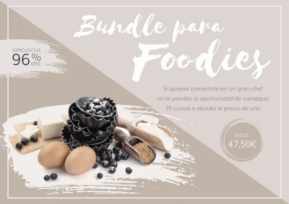 bundle de gastronomia banner oficial