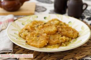 Patatas a la importancia. Receta tradicional y deliciosa