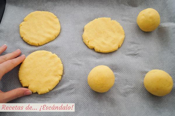 Como hacer arepas venezolanas y colombianas