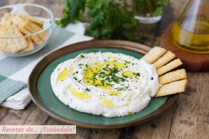 Labneh o queso de yogur casero y muy facil