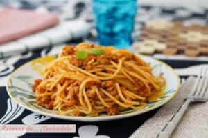 Spaguetti a la bolonesa, una receta de pasta para triunfar