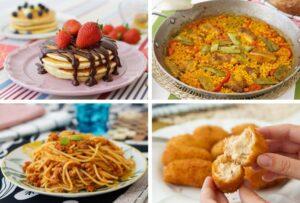 Recetas de cuarentena para comer bien durante el confinamiento