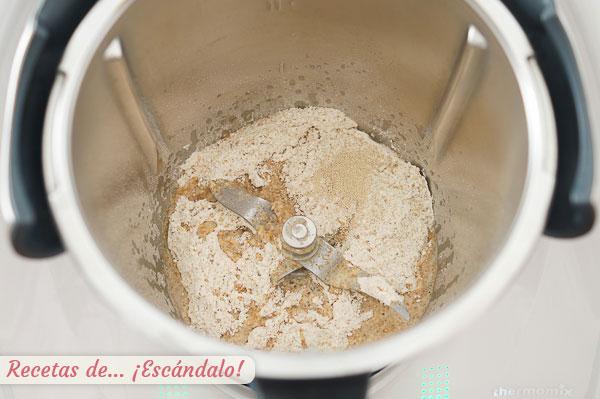 Ingredientes prefermento pan