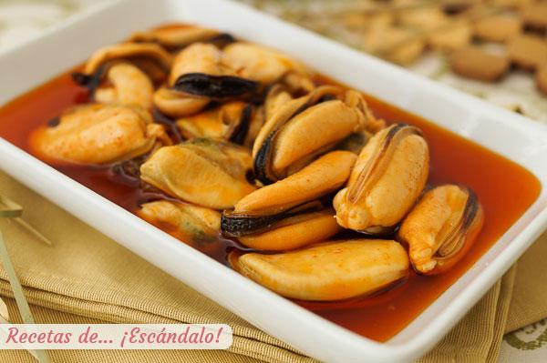 自家製ムール貝のピクルス レシピ、とても簡単で美味しい