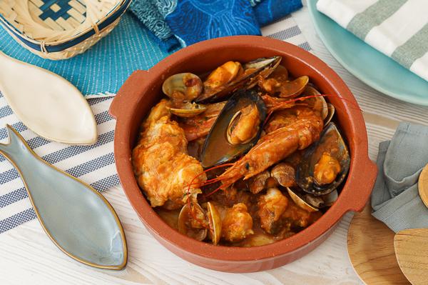 Como hacer zarzuela de pescado y marisco, un plato muy especial y exquisito