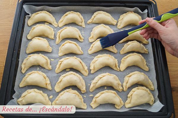 Naminiai kreolų empanados