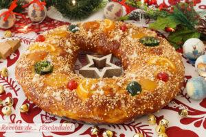 Roscon de Reyes con Thermomix, el mas esponjoso, sabroso y facil